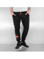 2Y Spodnie do joggingu Manchester czarny