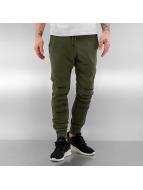 2Y Spodnie do joggingu Lincoln khaki