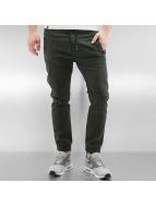 2Y Spodnie do joggingu Leeds khaki