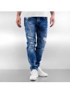 2Y Straight Fit Jeans Peyton blå