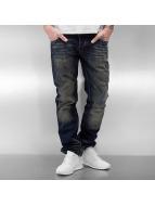 2Y Straight Fit Jeans Pokki blå