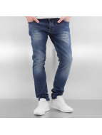 2Y Straight Fit Jeans Aalst blå