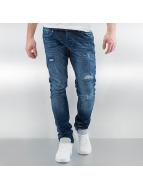 2Y Straight Fit Jeans Björn blau