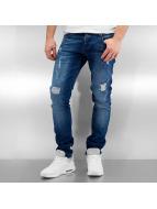 2Y Straight Fit Jeans Pravin blau