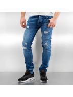 2Y Straight Fit Jeans Sriram blau