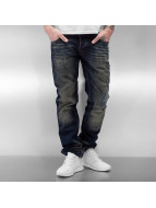 2Y Straight Fit Jeans Pokki blau