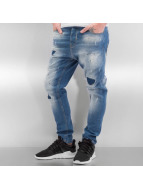 2Y Straight Fit Jeans Namur blau