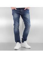 2Y Straight Fit Jeans Aalst blau