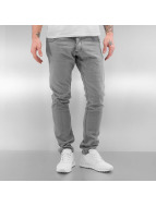 2Y Straight Fit Jeans Aivaras grau