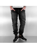 2Y Straight fit jeans Perry grijs