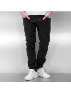 2Y Straight Fit Jeans Ymir svart