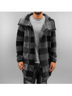 2Y Swetry rozpinane Tayric czarny