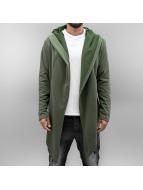 2Y Swetry rozpinane Inuk khaki