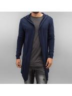 2Y Swetry rozpinane Lewin niebieski