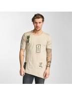 2Y t-shirt Follow Your Dreams beige