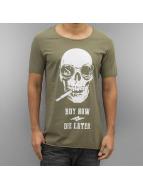 2Y t-shirt Buy Now khaki