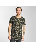 2Y T-Shirt Woods khaki