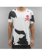 2Y T-shirt longoversize Erie blanc
