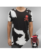 2Y T-shirt longoversize Erie noir