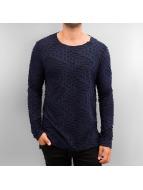 2Y T-Shirt manches longues Sander bleu