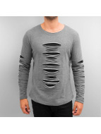 2Y T-Shirt manches longues Blesy gris