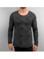 2Y T-Shirt manches longues Sander gris