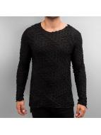 2Y T-Shirt manches longues Sander noir