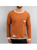 2Y T-Shirt manches longues Pett orange