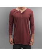 2Y T-Shirt manches longues Slough rouge