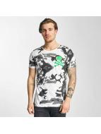 2Y T-shirt Camo vit