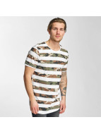 2Y t-shirt Camo Stripes wit