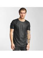 2Y t-shirt Snake zwart