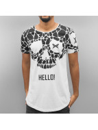 2Y T-Shirty Hello! bialy