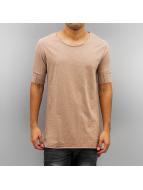 2Y T-skjorter Wichita beige
