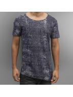 2Y T-skjorter Color Blobs blå