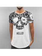 2Y T-skjorter Hello! hvit