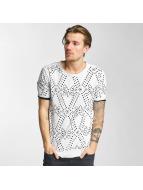 2Y T-skjorter Holes hvit
