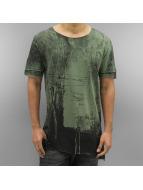 2Y T-skjorter Coventry khaki