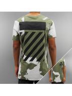 2Y T-skjorter Erie khaki