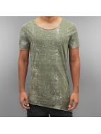 2Y T-skjorter Color Blobs khaki