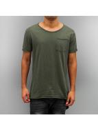 2Y T-skjorter Wilmington khaki