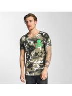 2Y T-skjorter Camo khaki