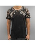 2Y T-skjorter Skulls svart