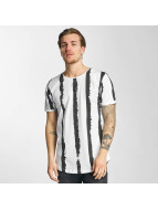 2Y Tričká Stripes biela
