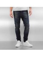 2Y Tynne bukser Malte indigo