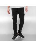 2Y Tynne bukser Bristol svart