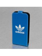 adidas Étui de téléphone portable Flip Case bleu