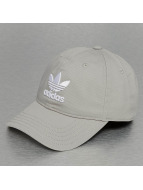 adidas Бейсболкa Flexfit Trefoil серый
