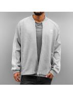 adidas Демисезонная куртка Superstar Premium серый