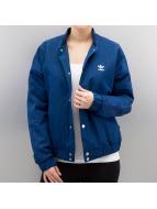 adidas Демисезонная куртка Padded синий